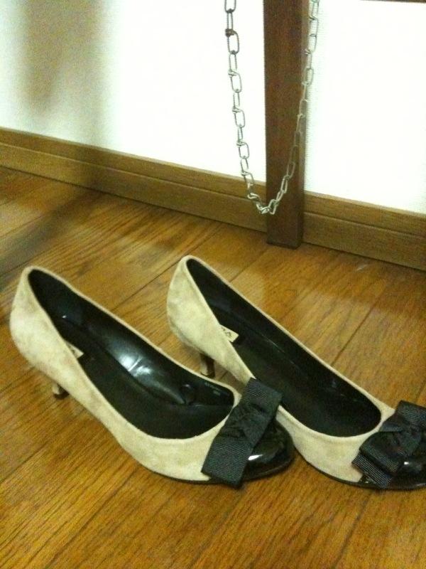 ZARAで靴を買った!