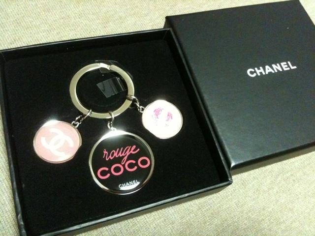 C'est cadeau de Chanel. シャネルのプレゼント!